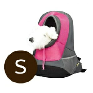 ペットキャリー リュックバッグ Sサイズ リュック型キャリー ペット キャリー キャリーバッグ 犬 キャリーケース【犬用品 ドッグ】
