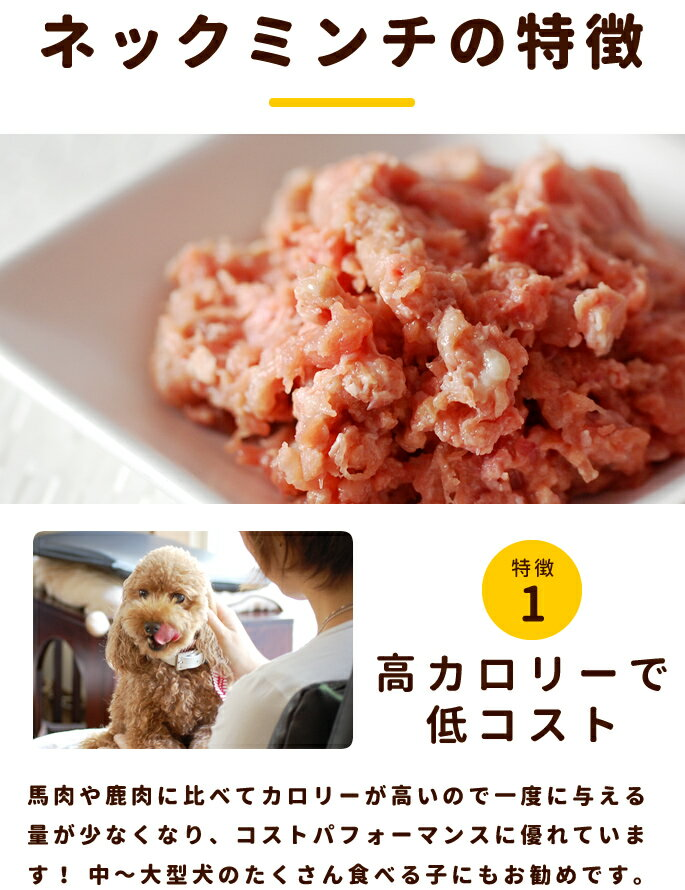 犬用猫用生肉 腎ケアプラスネック骨ごとミンチ1kg鶏肉生食手作り食腎臓サプリメント配合白なた豆クルクミン【a0307】
