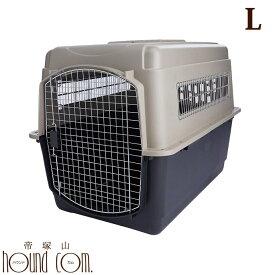 カラーバリケンウルトラL 中型犬 大型犬 クレート ペットキャリー ケージ キャリーケース 被災 避難 緊急時 防災などにも