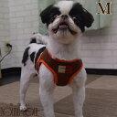 ASHUウェアハーネス モード Mサイズ(小型犬用)【リードは別売り】 帝塚山ハウンドカム