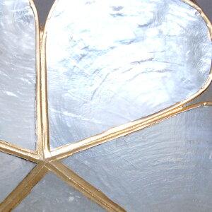 カピスシェルのフラワーモチーフペンダントライト[11500]【おしゃれ貝殻アジアンランプインテリアペンダントシーリングペンダントライトモダンライトランプリビング天井照明照明器具間接照明アジアン雑貨ペンダントランプ】