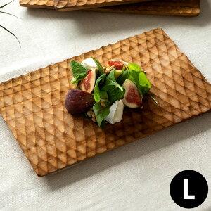 プレート 木製 チーク ウッド 約 W 19 × D 28 × H 1.5 お皿 TEAK WOOD カフェ [13874]【 トレイ トレー 食器 皿 名栗加工 天然木 チーク材 木 ウッド ランチプレート カフェプレート おしゃれ 可愛い か