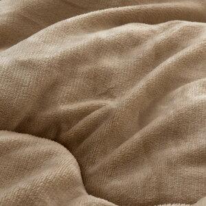 シェブロン柄裏面フランネルフリースこたつ布団長方形幅約190×240cm[ネイビー](83051)【こたつおしゃれこたつ掛け布団コタツ布団こたつ用品炬燵北欧ナチュラル青色薄掛けボアフリースカジュアル暖房器具省スペースかわいい可愛いこたつぶとん】