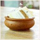 ココナッツウッドの丸い アジアン 小物入れケース[10148]【バリ 雑貨 アジア雑貨 アジアン雑貨 新生活】【バリ島のア…