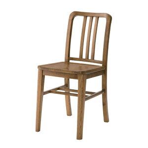 【2脚セット】ダイニングチェア天然木完成品オーク[set-91242]【椅子チェアー木製チェア座面高47cmおしゃれ北欧】