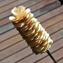 アジアン キャットテイルフラワー[アイボリー色][9324]【バリ島 オブジェ アジアン造花 置き物 花飾り アジアン雑貨 …