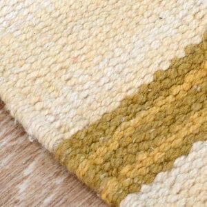 【送料無料】コットンキリムラグ[Sサイズ]140×200cm[Bタイプ](31201)【ラグマットキリムインド綿オルテガエスニックネイティブ民族カーペットマットラグマット絨毯じゅうたんアジアン雑貨】