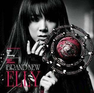 ◇SALE◇【メール便送料無料】ソ・イニョン/Brand New Elly-Mini Album (CD) 韓国盤