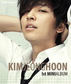 ◇SALE◇【メール便送料無料】John-Hoon(ジョンフン)/KIM JOHN HOON 1st Mini Album (CD) 韓国盤 キム・ジョンフン