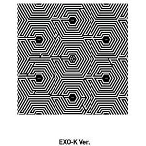 ◇SALE◇EXO/Overdose(中毒) [Korean Ver.]-2nd Mini Album(CD) 韓国盤 EXO-K