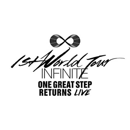 ◇SALE◇INFINITE/ONE GREAT STEP RETURNS LIVE ALBUM (2CD) 韓国盤 インフィニット