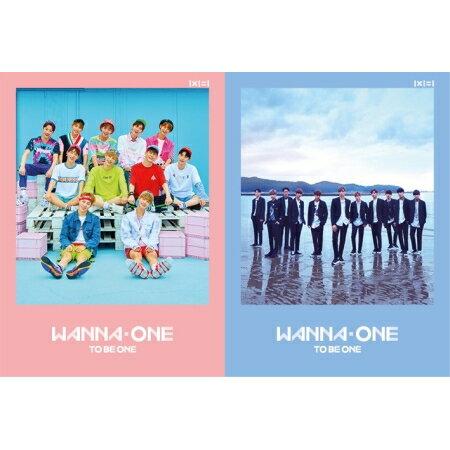 WANNA ONE/ 1X1=1(TO BE ONE) -1st Mini Album ※ランダム発送 (CD) 韓国盤 ワナ・ワン