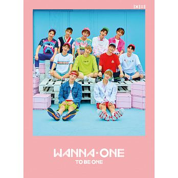 WANNA ONE/ 1X1=1(TO BE ONE) -1st Mini Album <PINK盤> (CD) 台湾盤 ワナ・ワン