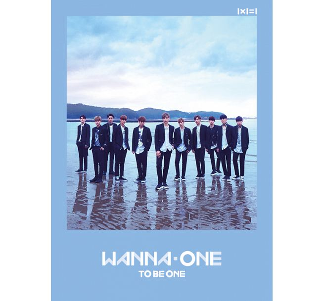 WANNA ONE/ 1X1=1(TO BE ONE) -1st Mini Album <SKY盤> (CD) 台湾盤 ワナ・ワン
