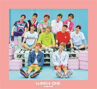 WANNA ONE/「1×1=1(TO BE ONE)」 (Pink Ver.) -JAPAN EDITION- (CD+DVD) 日本盤 ワナ・ワン