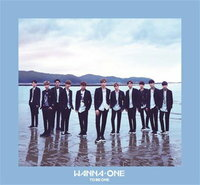 WANNA ONE/「1×1=1(TO BE ONE)」 (Sky Ver.) -JAPAN EDITION- (CD+DVD) 日本盤 ワナ・ワン