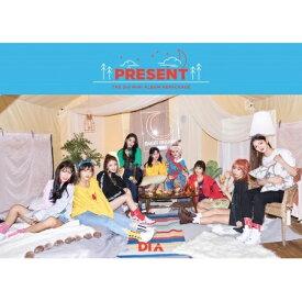【メール便送料無料】DIA/ PRESENT -3rd Mini Album Repackage <GOOD EVENING Ver.> (CD) 韓国盤 ダイア ダイヤ プレゼント リパッケージ グッド・イブニング