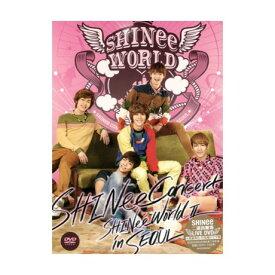 SHINee/SHINee THE 2ND CONCERT [SHINEE WORLD 2 IN SEOUL] (2DVD) 台湾盤 シャイニーワールド