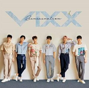VIXX/ Reincarnation <通常盤> (CD) 日本盤 ビックス ヴィックス リインカーネーション