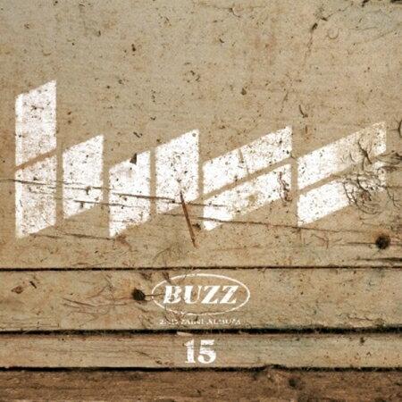 【メール便送料無料】BUZZ/ 15 -2nd Mini Album (CD) 韓国盤 バズ