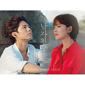 【メール便送料無料】韓国ドラマOST/ ボーイフレンド (CD) 韓国盤 ENCOUNTER