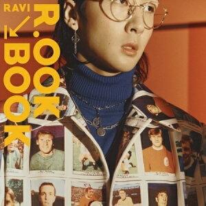 【メール便送料無料】ラビ(VIXX)/ R.OOK BOOK -2nd Mini Album (CD) 韓国盤 ビックス ヴィックス Ravi ブック