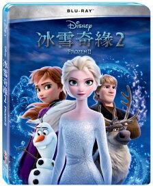 映画/ アナと雪の女王2 (Blu-ray) 台湾盤 Frozen 2 ブルーレイ