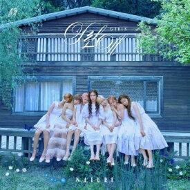 【メール便送料無料】NATURE/ NATURE WORLD: CODE M -3rd Single Album (CD) 韓国盤 ネイチャー・ワールド コード・エム