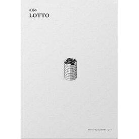 【メール便送料無料】EXO/ LOTTO -3集 リパッケージ <韓国語 Ver.> (CD) 台湾盤 EXO-K エクソ REPACKAGE ロト リパッケージ