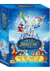 ◇SALE◇映画/ディズニーアニメクラシックス<豪華版>(DVD-BOX) 台湾盤 Classic Cartoon Series(BOX)