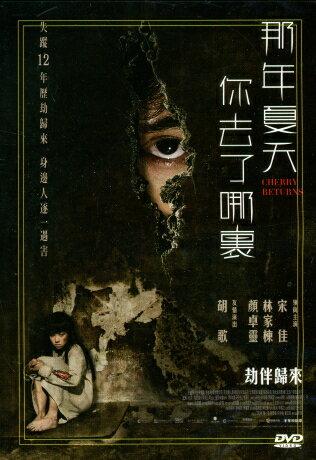 【メール便送料無料】中国映画/ 那年夏天你去了哪裡(DVD) 台湾盤 Cherry Returns