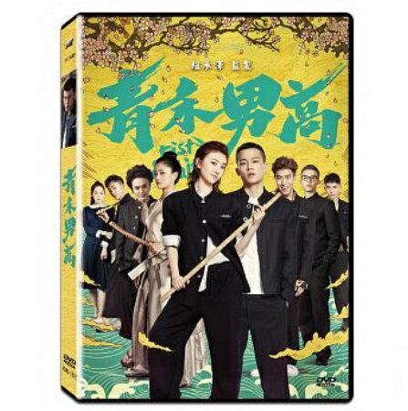 【メール便送料無料】中国・台湾映画/ 青禾男高 (DVD) 台湾盤 Fist & Faith