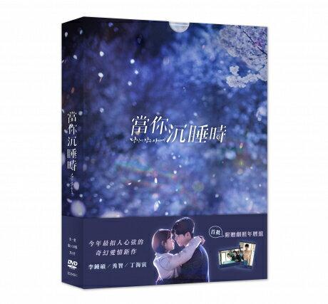 韓国ドラマ/ あなたが眠っている間に -全16話-(DVD-BOX) 台湾盤 While You Were Sleeping