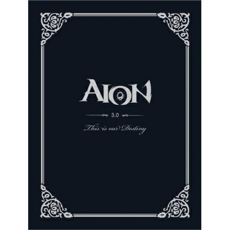 V.A/Aion 5.0 OST [This is Our Destiny] (2CD) 韓国盤 アイオン