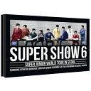 【メール便送料無料】SUPER JUNIOR/WORLD TOUR IN SEOUL [SUPER SHOW 6] (2DVD) 韓国盤 スーパージュニア