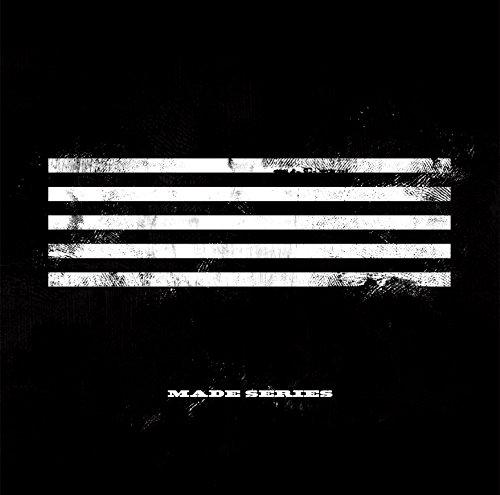 BIGBANG/ MADE SERIES -DELUXE EDITION- <初回限定盤> (CD+3Blu-ray+PHOTOBOOK+スマプラ・ミュージック&ムービー) 日本盤 ビッグ・バン