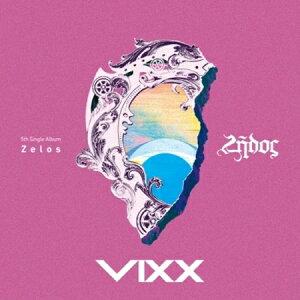 【メール便送料無料】VIXX/ ZELOS -5th Single Album (CD) 韓国盤 ビックス ヴィックス