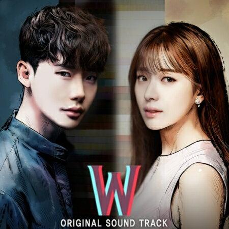 【メール便送料無料】韓国ドラマOST/ W -君と僕の世界- (2CD) 韓国盤 ダブル W - 二つの世界 ダブリュー