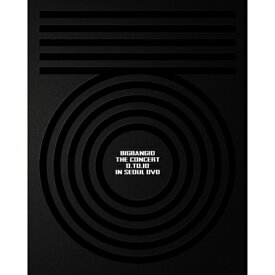 BIGBANG/ BIGBANG10 THE CONCERT 0.TO.10 IN SEOUL(2DVD) 韓国盤 ビッグバン 0 TO 10 0TO10