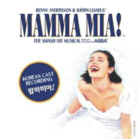 【メール便送料無料】韓国ミュージカルOST/ Mamma Mia <韓国キャスティング バージョン> (CD) 韓国盤 マンマ・ミーア