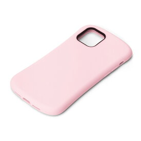 iPhone12 iPhone12Pro ケース シリコンタフケース ベビーピンク