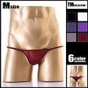 Mサイズ【TMコレクション】 New T2M2 ハギ無しシャープ リオバック Dark  メンズ ハーフバックビキニ 下着 パンツ アンダーウェア 薄手 透け