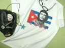 チェ・ゲバラのTシャツ【サイズ:S 、M 、L 、XL 】【5000円以上で】送料無料 Tシャツ メンズ 大きいサイズ 半袖…