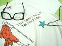ガンジーTシャツ【サイズ:S 、M 、L 、XL 】【5000円以上で】送料無料 Tシャツ メンズ 半袖 XL 大きいサイズ ガンジー 名言 …