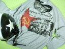 コミュニスト共産主義トレーナー【サイズ:S 、M 、L 、XL 】【5000円以上で】送料無料 トレーナー スウェット Tシャツ メンズ 長…