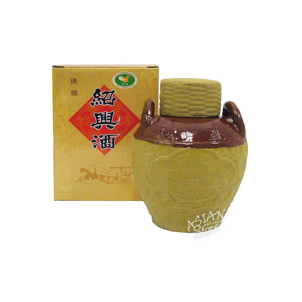 【常温便】【紹興酒】珍蔵紹興酒(茶壺)250ml【6925508700273】