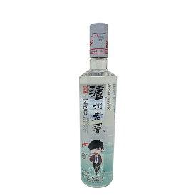 【常温便】【白酒】瀘州老窖二曲酒(瀘小二達人)500ml【6901798152695】