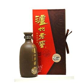 【常温便】【白酒】瀘州老窖紫砂大曲500ml【6901798125644】