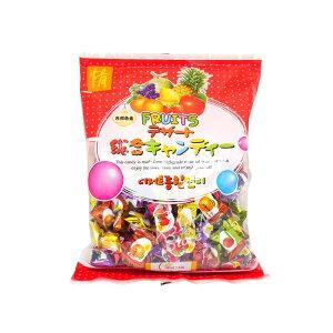 【常温便】韓国デザート総合キャンデイー/韓国什錦水果糖750g【4582363630668】