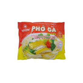 【常温便】VIFON ベトナム インスタントフォー 鶏肉風味65g/越南VIFON鶏肉米粉湯65g(Pho Ga)【8934561020028】